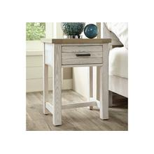See Details - NIGHT STAND - 1 DRWR