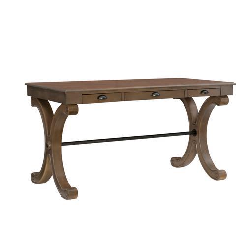 Powell Company - Willowbrook Grey Desk