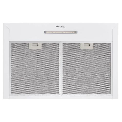 Broan® 30-Inch Convertible Wall-Mount Chimney Range Hood, 400 CFM, White