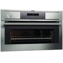 "24"" built-in stainless steel multi-function compact oven with Soft Power Steam System"