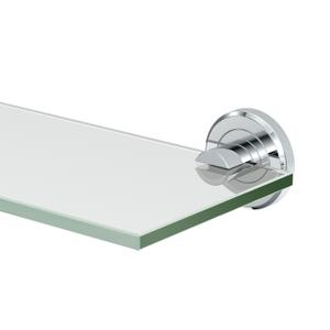 Latitude2 Glass Shelf #2 in Chrome Product Image