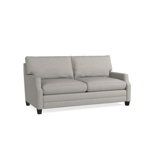 Connor Studio Sofa, Arm Style Panel
