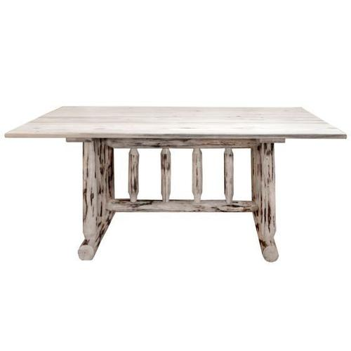 Montana Woodworks - Montana Collection Trestle Dining Table