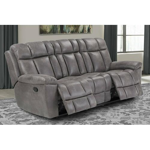 GOLIATH ARIZONA GREY Manual Sofa