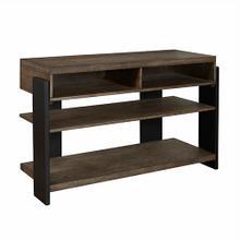 Sofa/Console Table - Clay/Black Finish