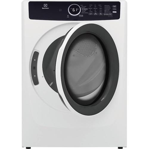 Electrolux - Front Load Perfect Steam™ Electric Dryer with Instant Refresh - 8.0 Cu. Ft.