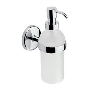 Satin Nickel Soap/Lotion Dispenser