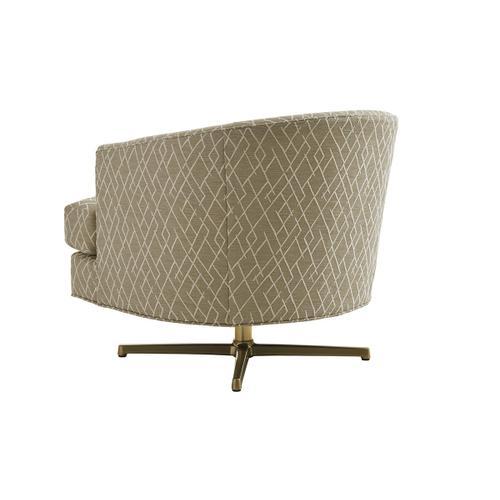 Graves Chair Brass Base
