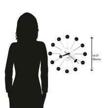 Howard Miller Ball Wall Clock 625333