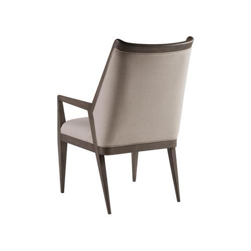 Haiku Upholstered Arm Chair