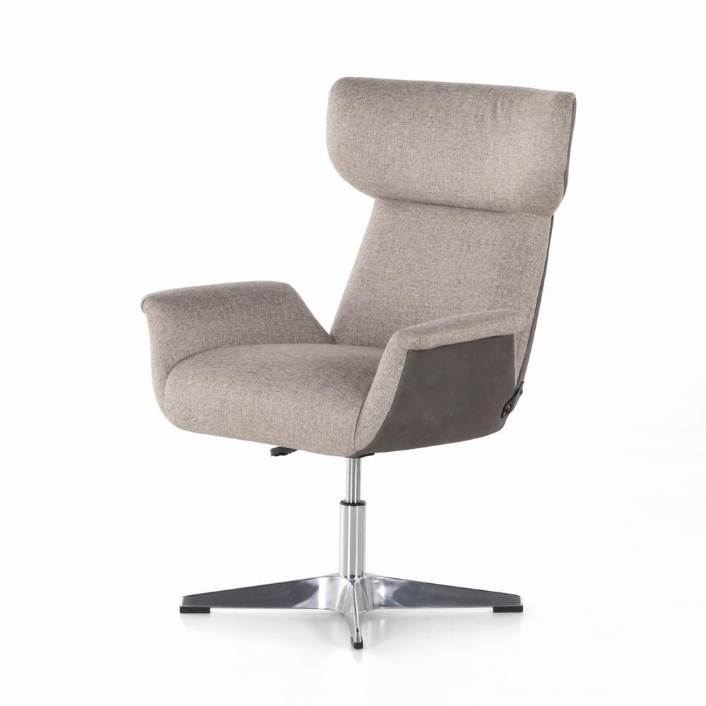 Anson Desk Chair-orly Natural