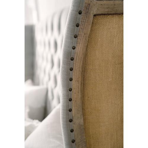 Hooker Furniture - Boheme Bon Vivant De-Constructed California King Uph Bed