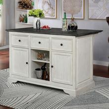 See Details - Scobey Kitchen Island