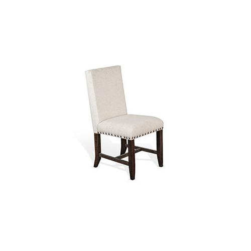 Chair w/ Cushion Seat & Back