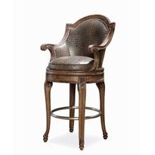 Savoy Swivel Bar Stool