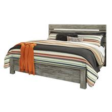 Cazenfeld - Black/Gray 3 Piece Bed (King)