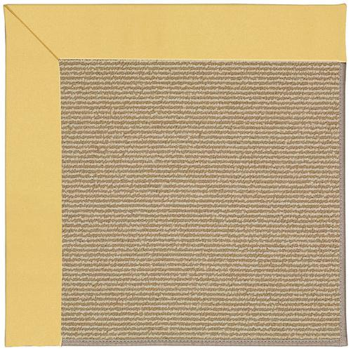Creative Concepts-Sisal Canvas Canary Machine Tufted Rugs