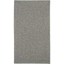 Heathered Grey Braided Rugs