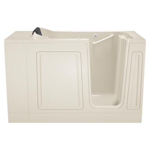 Luxury Series 28X48-inch Walk-in Tub Air Spa, Right Drain  American Standard - Linen
