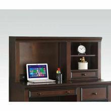 ACME Lacey Computer Hutch - 30583 - Espresso