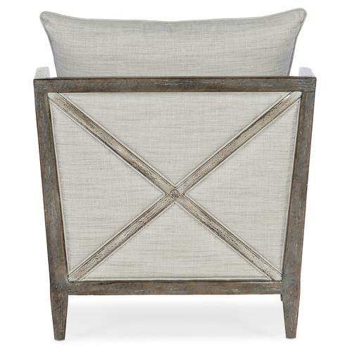 Hooker Furniture - Sanctuary Prim Lounge Chair