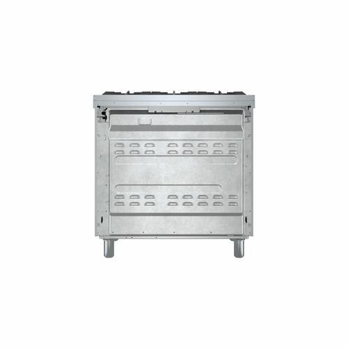 Bosch - 800 Series Dual Fuel Freestanding Range 36'' Stainless Steel HDS8655U