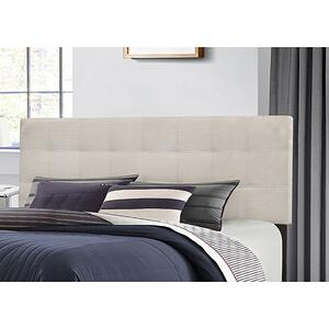 Delaney Full/queen Upholstered Headboard, Fog