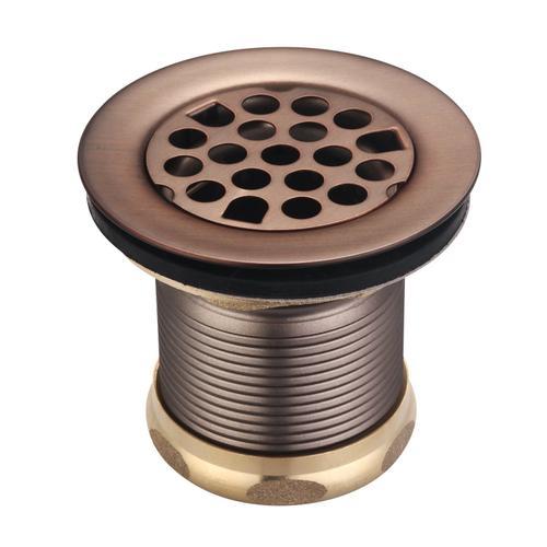 "2"" Bar Sink Drain - Oil Rubbed Bronze"