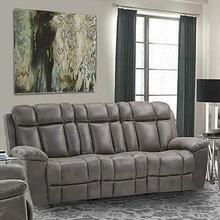 See Details - GOLIATH ARIZONA GREY Manual Sofa