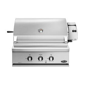 "30"" Series 7 Grill, Lp Gas"