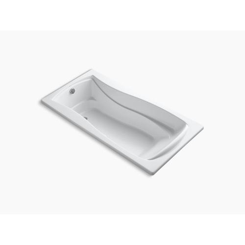 """Dune 72"""" X 36"""" Drop-in Heated Bubblemassage Air Bath With Bask Heated Surface"""