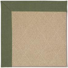 "Creative Concepts-Cane Wicker Canvas Fern - Rectangle - 24"" x 36"""