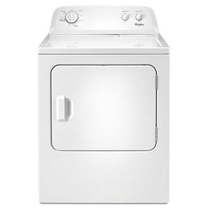 Whirlpool7.0 cu.ft Top Load Gas Dryer with AutoDry