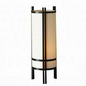 ACME Osaka Table Lamp (Set-2) - 03880A - Japanese Style