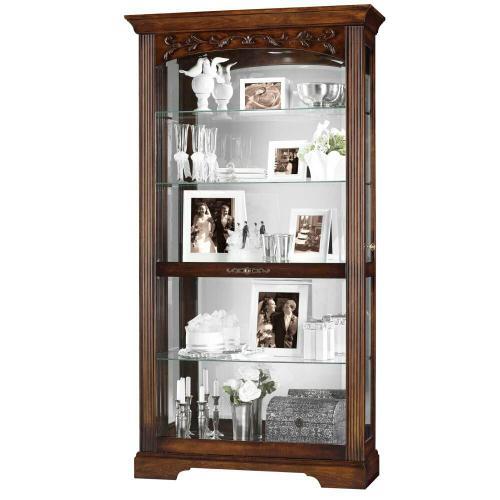 Howard Miller Hartland Curio Cabinet 680445