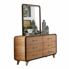 ACME Carla Dresser - 30765 - Oak & Black