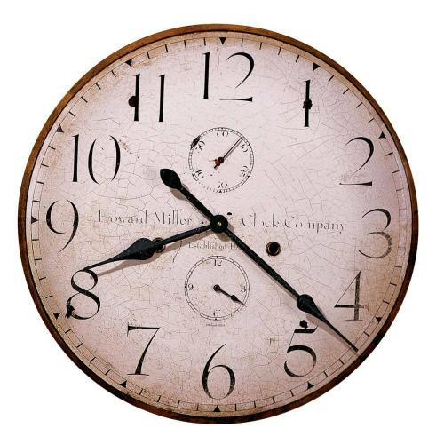 Howard Miller Original Howard Miller IV Oversized Wall Clock 620315