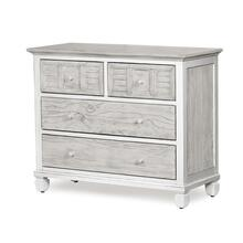 Islamorada 4-Drawer Chest / Single Dresser