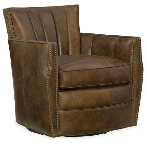 Living Room Carson Swivel Club Chair
