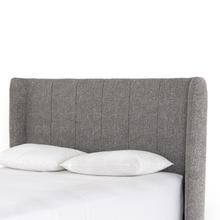 King Size Bristol Charcoal Cover Dixon Headboard