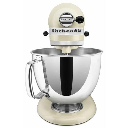 KitchenAid Canada - Artisan® Series 5-Quart Tilt-Head Stand Mixer - Almond Cream