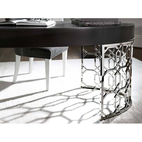 Gallery - Silhouette Desk in Figured Onyx (307)