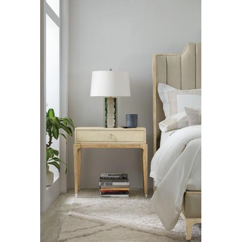 Bedroom Novella Sequoia One Drawer Nightstand