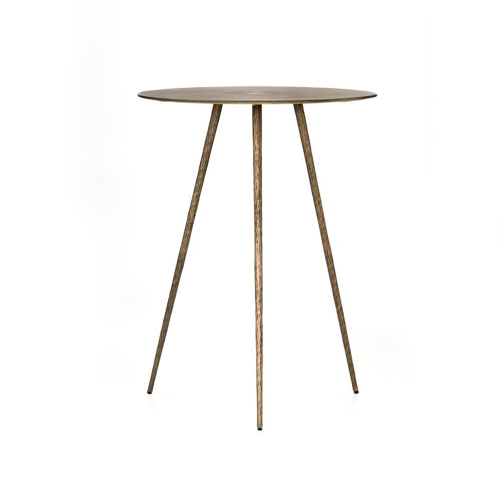 Bar Table Size Sunburst Bar + Counter Table
