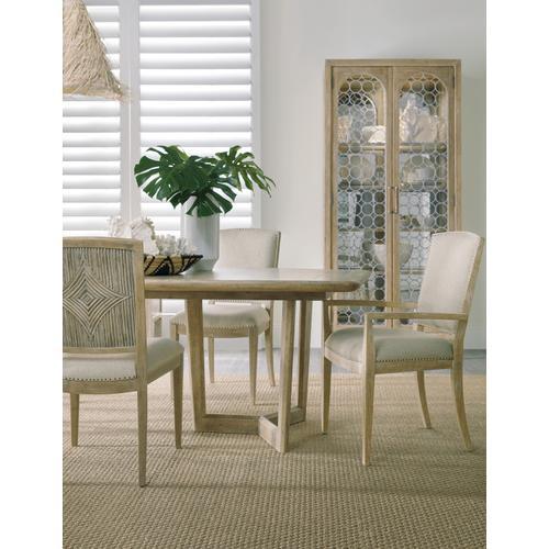 Hooker Furniture - Surfrider Carved Back Arm Chair-2 per ctn/price ea