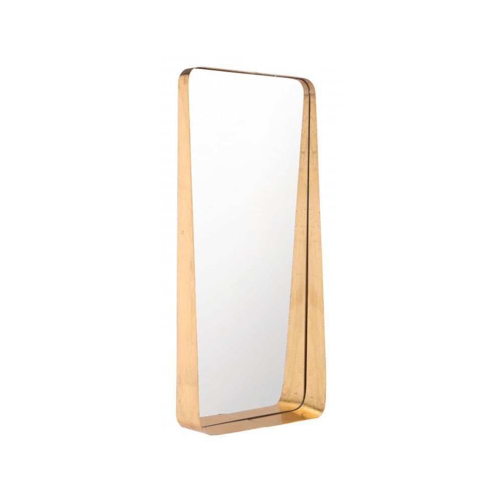 See Details - Tall Gold Mirror Gold