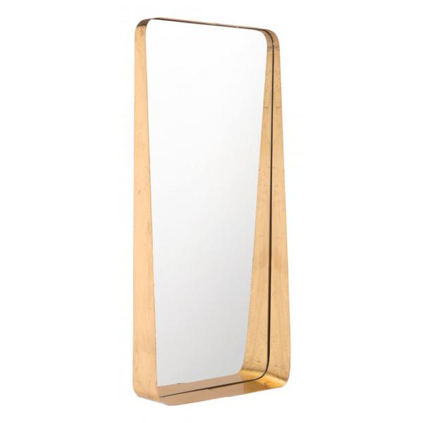 Tall Gold Mirror Gold