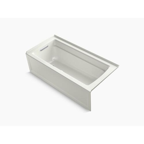 "Dune 66"" X 32"" Alcove Bath With Left-hand Drain"