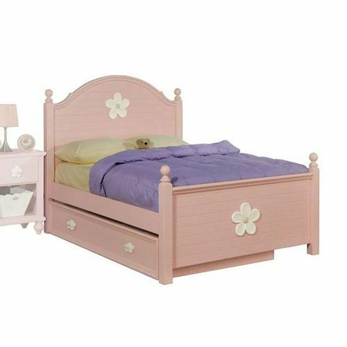 ACME Floresville Trundle (Twin) - 00738-TRN - Pink