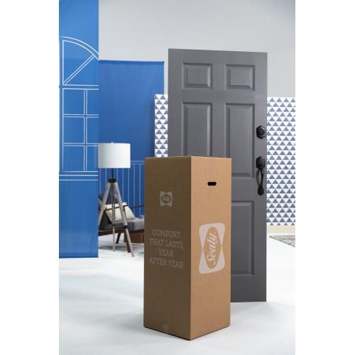 "Sealy Essentials - 12"" Memory Foam - Mattress In A Box - Twin"